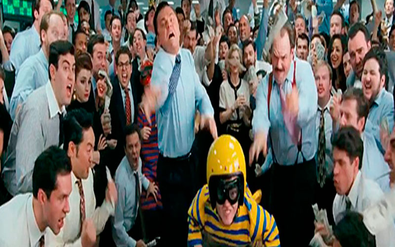 Wolf Wall Street Dwarf Tossing2 - Escritório Triângulo